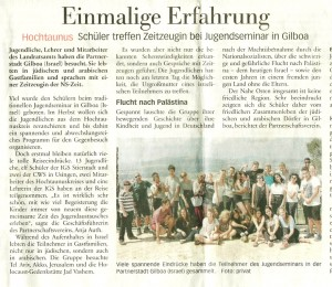 Artikel-Gilboa